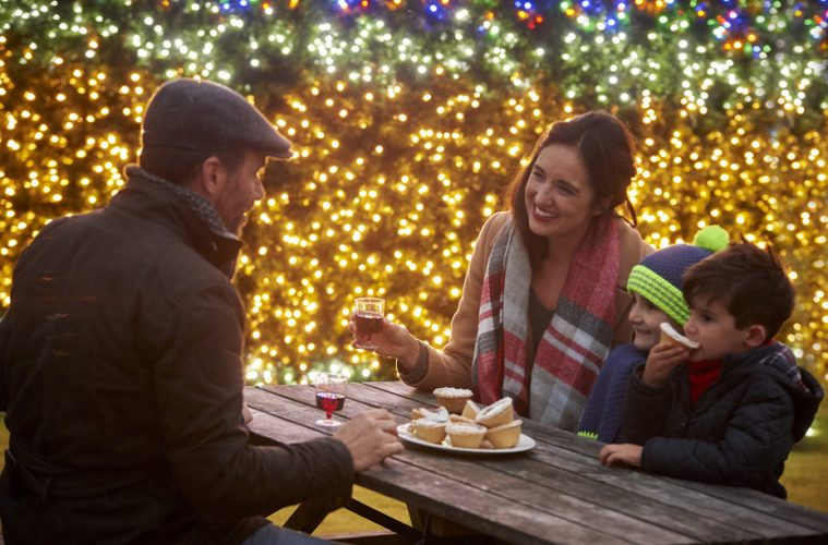 Countdown to Christmas! Drusillas Park Gets Ready to Open on Eastbourne Bournefree magazine