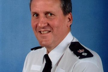 Kevin Moore, Retired Detective Chief Superintendent Sussex Police, on Eastbourne Bournefree magazine