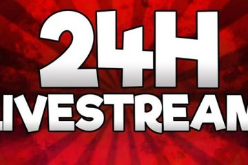 Pair's 24 hour livestream for Polegate cancer charity on Eastbourne Bournefree website