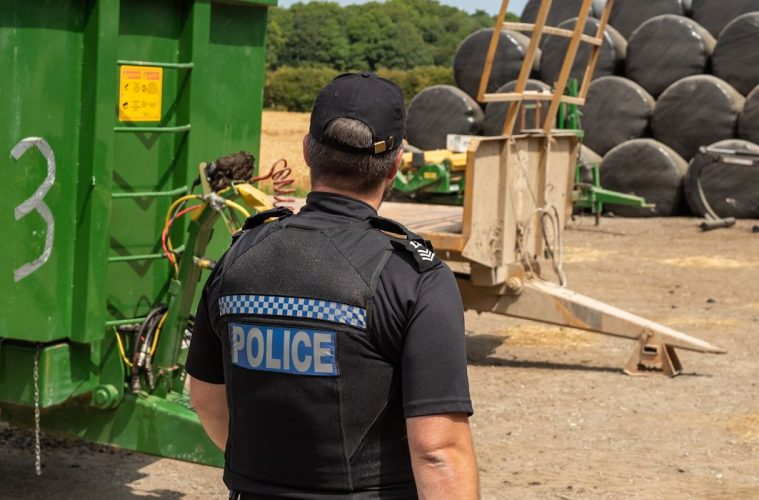 Police Rural Crime Team ask public to respect the Sussex countryside