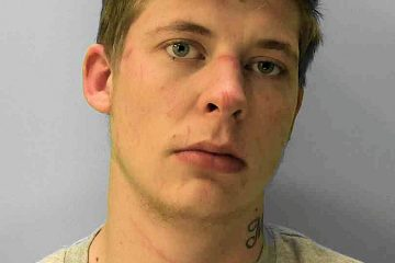 £500 reward for arrest of Kesley Searle who may be in Eastbourne on Eastbourne Bournefree website