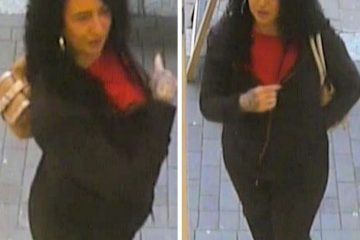 This woman is wanted over identity fraud in Eastbourne on Eastbourne Bournefree website