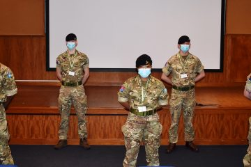 How the Military is helping at the Eastbourne DGH