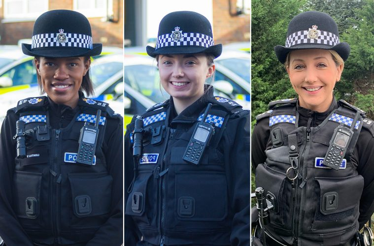 New police recruits make their difference as Sussex hits target numbers in national uplift on Eastbourne Bournefree website