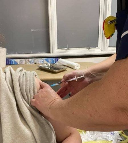 Barchester Healthcare (Mortain Place Care Home) All staff and residents vaccinated at Eastbourne care home, on Eastbourne Bournefree website is
