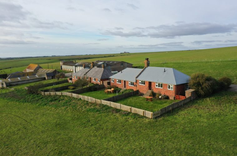New Self-Catering Holiday Cottages in the South Downs National Park are Open for Bookings on Eastbourne Bournefree website