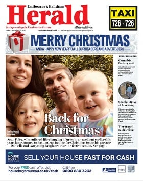Company which owns Eastbourne Herald sold for £10 million on Bournefree website Eastbourne