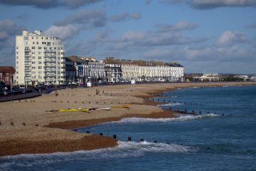70% rise in holiday price for one-bedroom property in Eastbourneon Eastbourne Bournefree website