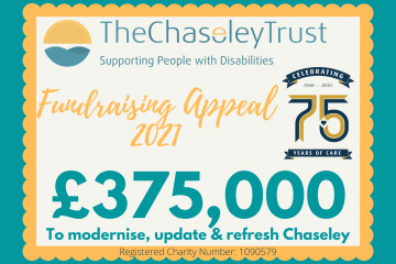 Chaseley Launches £375,000 Fundraising Appeal on Eastbourne Bournefree website