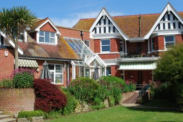 40 years of loving care at St Wilfrid's Hospice on Eastbourne Bournefree website