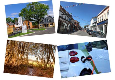 Future plans for Polegate, Hailsham and other parts of Wealden on Eastbourne Bournefree website
