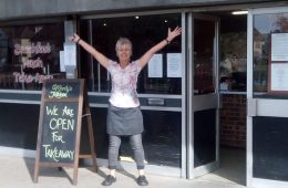 Hampden Park cafe offering 50 per cent off to NHS staff on Eastbourne Bournefree website