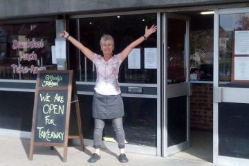 Hampden Park cafe offering 50 per cent off to NHS staff on Eastbourne Bournefree website