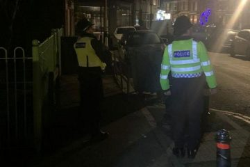 Sussex Police arrest 13 on New Year's Eve and issue 12 fines on Eastbourne Bolurnefree magazine