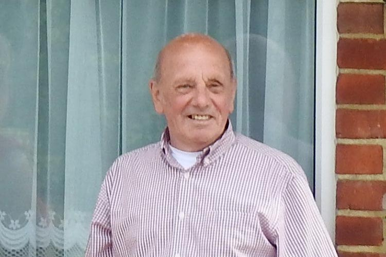 Tributes to much loved former police officer on Eastbourne Bournefree website