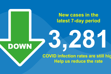 Covid cases drop in East Sussex but are still 'extremely high' on Eastbourne Bournefree website