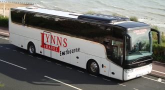 Lynns Travel: Eastbourne travel company offers customers free drive to vaccination hub on Eastbourne Bournefree website