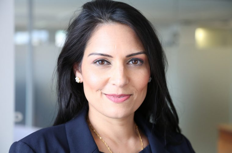 Opinion: Why Priti must get tougher on those who break Covid rules on Eastbourne Bournefree website