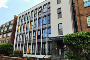 18 modern apartments up for sale in town centre on Eastbourne Bournefree website