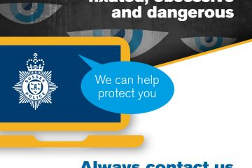 Sussex Police continue to lead the way on stalking protection on Eastbourne Bournefree website
