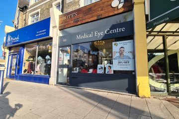 Botts: Eastbourne opticians goes that extra mile to help our heroic NHS staff on Eastbourne Bournefree website