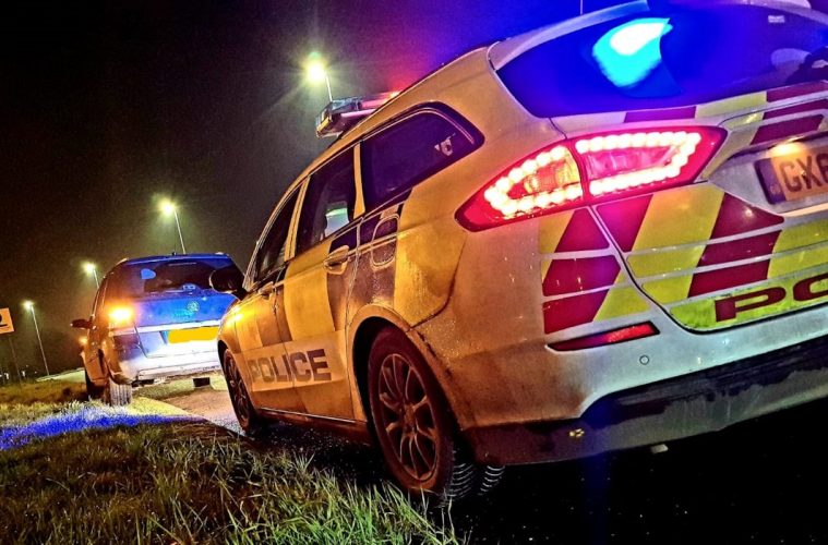 Police teams in Wealden crack down on speeding and anti-social driving on Eastbourne Bournefree website
