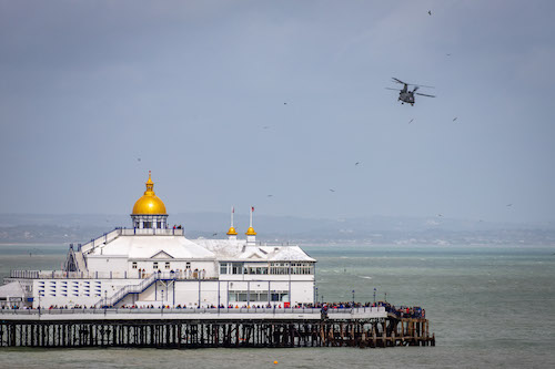 Why Airbourne has to be cancelled this year on Eastbourne Bournefree website