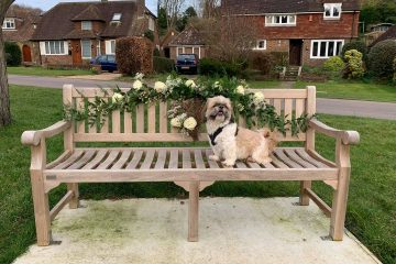 East Dean woman upset after flowers on mum's bench were removed following complaints on Eastbourne Bournefree website