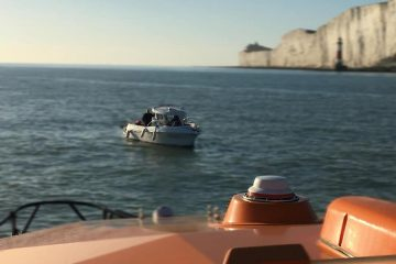 Eastbourne RNLI helps angling boat after engine failure near Beachy Head Lighthouse on Eastbourne Bournefree magazine