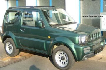 Hailsham: Grandparents targeted twice as Suzuki Jimny was stolen overnight on Eastbourne Bournefree website