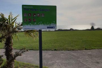 Anti social behaviour in Helen Gardens, Eastbourne on Bournefree website