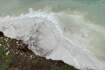 Birling Gap Coastguard: New 'significant' cliff fall at Seven Sisters on Eastbourne Bournefree website