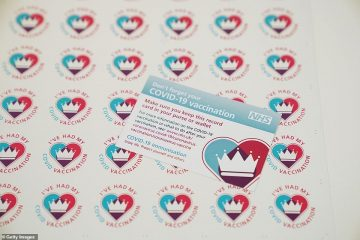 Plastic Free Eastbourne urges NHS to stop giving people stickers after Covid jab on eastbourne Bournefree website