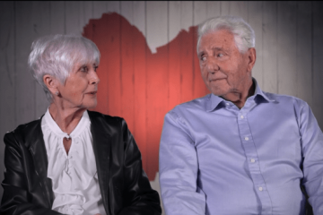 First Dates delight as former pin-up Jean, 83, meets someone special in 'adorable' scenes on Eastbourne Bournefree website