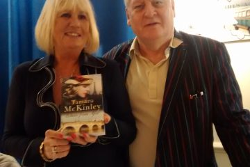 BEST-SELLING AUTHOR from Eastbourne retires on Bournefree website, Tamara McKinley