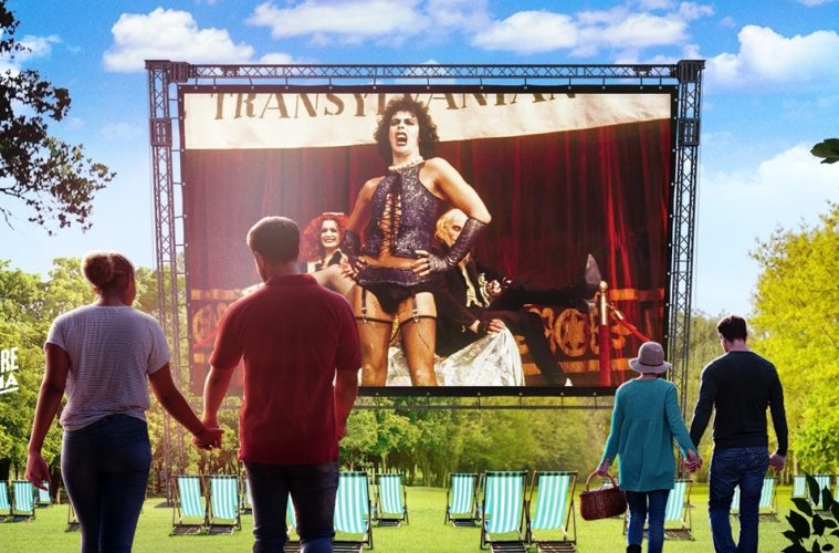 The Rocky Horror Picture Show Outdoor Cinema Experience in Eastbourne