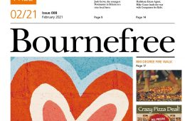 February's Bournefree magazine is out today. Read it here on Eastbourne Bournefree website