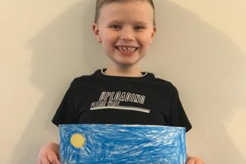 Daniel, 6, is Morrisons' first Little Angel Award winner after Bournefree feature on Eastbourne Bournefree website