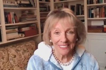 Join Dame Esther Rantzen at Allingham Lodge, Eastbourne on Eastbourne Bournefere website