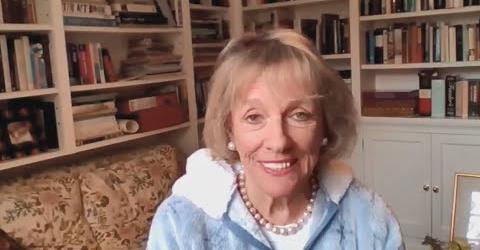 Join Dame Esther Rantzen at Allingham Lodge, Eastbourne on Eastbourne Bournefere website
