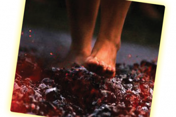 St Wilfrid's Hospice is offering you a unique experience with Firewalk 2021, Eastbourne hospice, on Bournefree magazine website