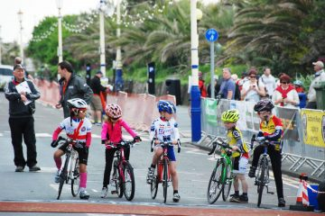Beachy Head Cycling Club's £3k fundraising target on Eastbourne Bournefree website