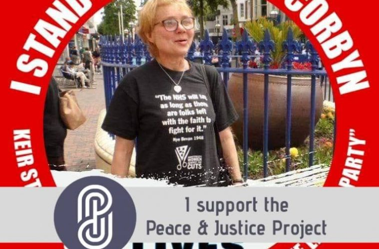 DGH campaigner vows to stand for council in Hampden Park, Lucette davies, on eastbourne Bournefree website