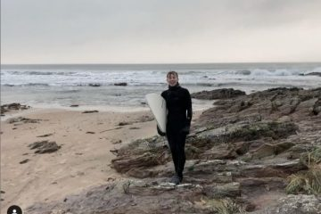 Lifesaver Noah busts fundraising target for new surfboard after he rescues stranded woman on Eastbourne Bournefree website