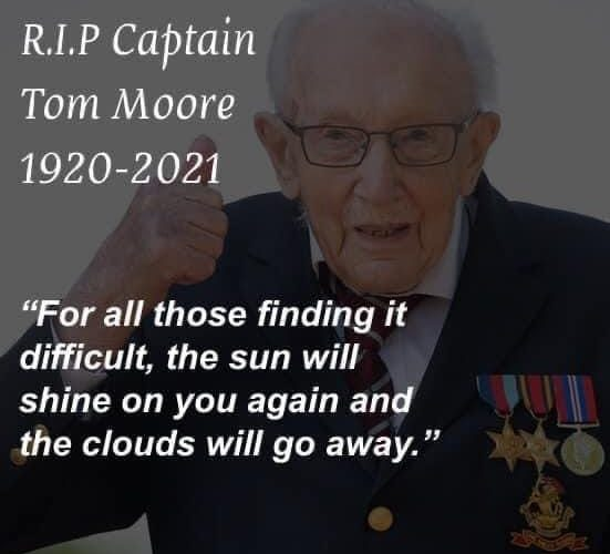 Rodmill Post Office's kind gesture after Sir Tom's death on Eastbourne Bournefree website