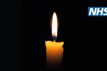 Eastbourne DGH joins minute's silence to honour nursing staff who died of COVID-19 on Eastbourne Bournefree website
