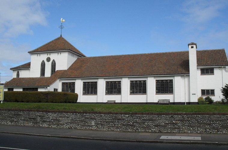 St Mary and St Peter, Hampden Park on Bournefree magazine for Eastbourne