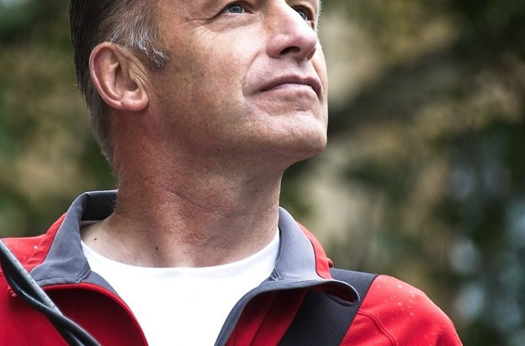 TV star Chris Packham backs Pete the Pond's campaign to save his Willingdon garden on Eastbourne Bournefree website