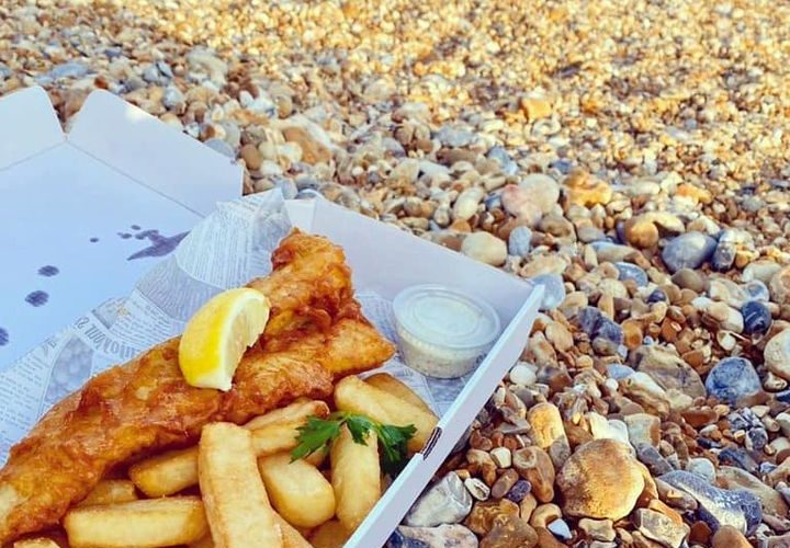 Popular Eastbourne beach restaurant reopens on Monday, The Beach Deck, on Eastbourne Bournefree website
