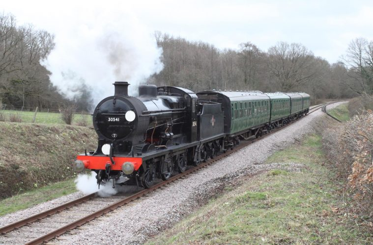 Bluebell Railway announces 20 May provisional reopening date on Eastbourne Bournefree website